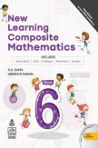 New Learning Composite Mathematics Book-6