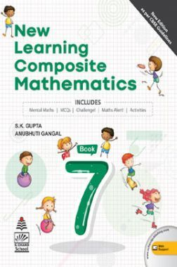 New Learning Composite Mathematics Book-7