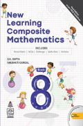 New Learning Composite Mathematics Book-8