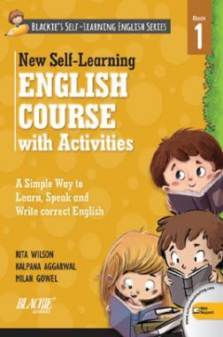 New Self-Learning English Course With Activities Book-1