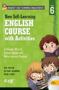 New Self-Learning English Course With Activities Book-6
