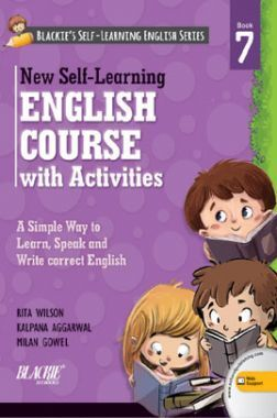 New Self-Learning English Course With Activities Book-7