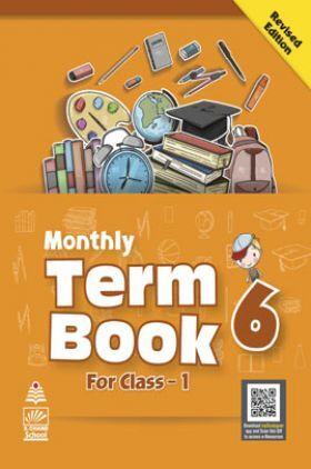Monthly Term Book Grade 1 Term 6