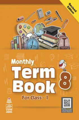 Monthly Term Book Grade 1 Term 8