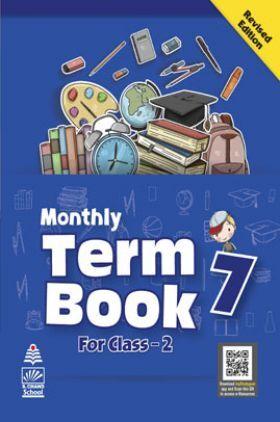 Monthly Term Book Grade 2 Term 7