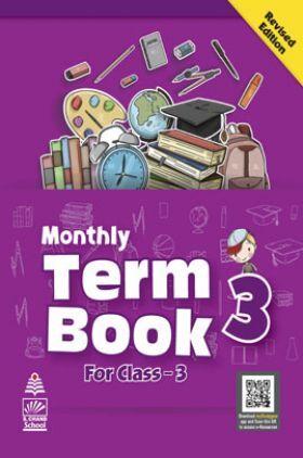 Monthly Term Book Grade 3 Term 3