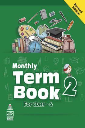 Monthly Term Book Grade 4 Term 2
