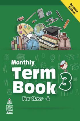 Monthly Term Book Grade 4 Term 3