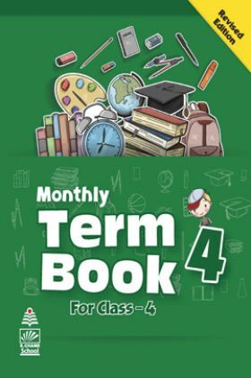 Monthly Term Book Grade 4 Term 4