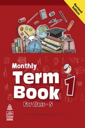 Monthly Term Book Grade 5 Term 1