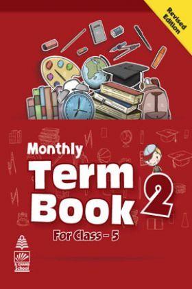 Monthly Term Book Grade 5 Term 2