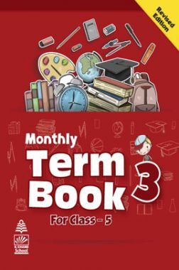 Monthly Term Book Grade 5 Term 3
