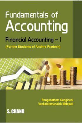 Fundamentals of Accounting  Financial Accounting – I