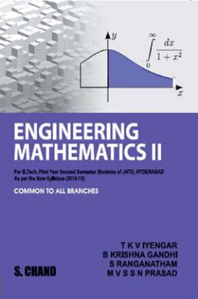 Engineering Mathematics-II (Common To All Branches)