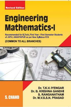 Engineering Mathematics-I (Common To All Branches)