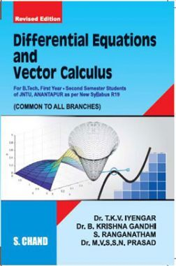 Differential Equations and Vector Calculus