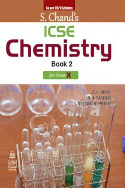 S.Chand's ICSE Chemistry Book II For Class X (2021 Edition)