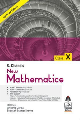 S. Chand's New Mathematics Class X