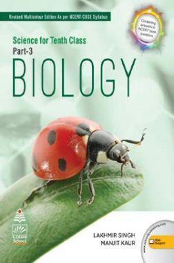 NCERT/CBSE For Class - X Science (Biology) (Part-3)