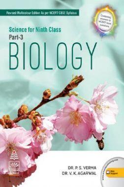 NCERT/CBSE For Class - IX Science (Biology) (Part-3)