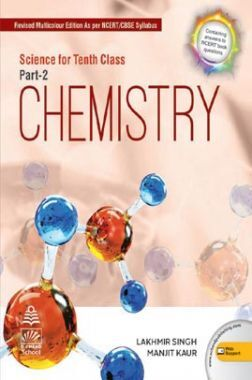 NCERT/CBSE For Class - X Science (Chemistry) (Part-2)
