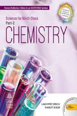 NCERT/CBSE For Class - IX Science (Chemistry) (Part-2)