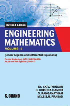 Engineering Mathematics Volume-I