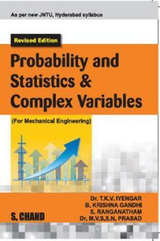 Probability and Statistics & Complex Variables