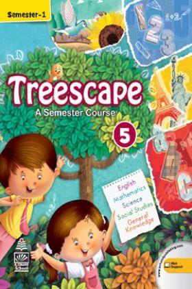 Treescape A Semester Course Class 5 Sem-I