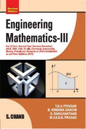 Engineering Mathematics Vol.-III
