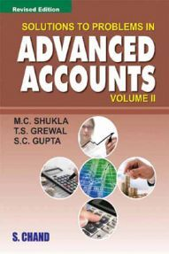 Solutions To Problems In Advanced Accounts Volume-II