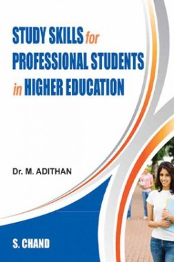 Study Skills For Professional Students In Higher Education