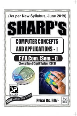 Computer Concepts And Application - I