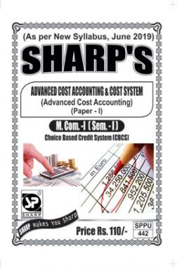 Advanced Cost Accounting And Cost System (Advanced Cost Accounting)