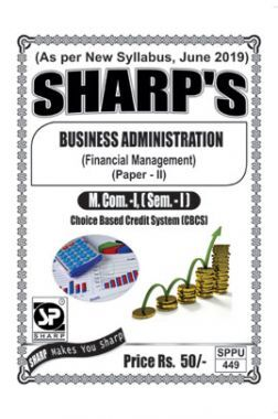 Business Administration Financial Management