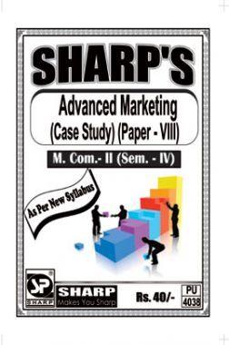 Advanced Marketing