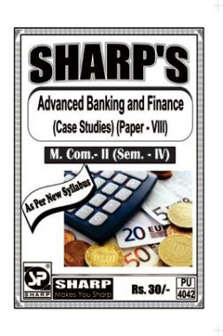 Advanced Banking and Finance