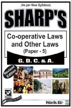 Co-operative Laws And Other Laws
