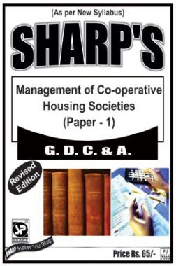 Management Of Co-Operative Housing Societies