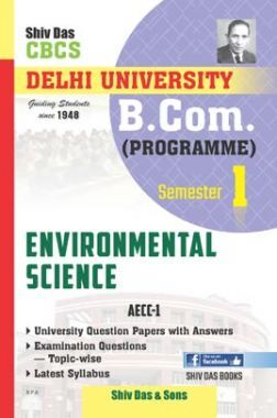 Environmental Science For B.Com Prog Semester 1 For Delhi University