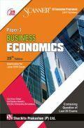 Shuchita Prakashan Model Solved Scanner CS Foundation Programme (2017 Syllabus) Paper-3 Business Economics For June 2019 Exam