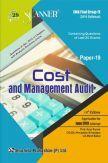 Shuchita Prakashan Scanner CMA Final Group-IV (2016 Syllabus) Paper-19 Cost And Management Audit For June 2019 Exam