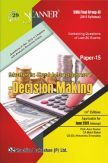 Shuchita Prakashan Scanner CMA Final Group-III (2016 Syllabus) Paper-15 Strategic Cost Management-Decision Making For June 2019 Exam
