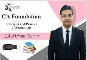 CA Foundation Paper 1 Principles And Practice Of Accounting (Pen Drive + Printed Book)