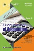 Shuchita Prakashan CMA Foundation Scanner on Fundamentals Of Accounting PDF (2016 Syllabus) Paper - 2 For Dec 2019 Exam