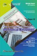 Shuchita Prakashan Scanner CMA Inter (2016 Syllabus) Group - II Paper - 10 Cost & Management Accounting And Financial Management For Dec 2019 Exam