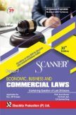 Shuchita Prakashan Scanner CS Executive Programme Module - II (2017 Syllabus) Paper - 7 Economic, Business And Commercial Laws For Dec 2019 Exam
