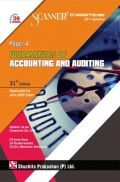 Shuchita Prakashan Scanner on Fundamentals Of Accounting And Auditing for CS Foundation Programme (2017 Syllabus) Paper - 4 for June 2020 Exam