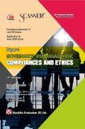Shuchita Prakashan Scanner on Governance, Risk Management, Compliances And Ethics for CS Professional Programme Module-I (2017 Syllabus) Paper-1 For June 2020 Exam