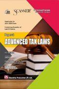 Shuchita Prakashan Scanner on Advanced Tax Laws for CS Professional Programme Module-I (2017 Syllabus) Paper-2 For June 2020 Exam